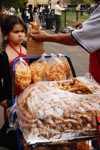 Gimme churros!