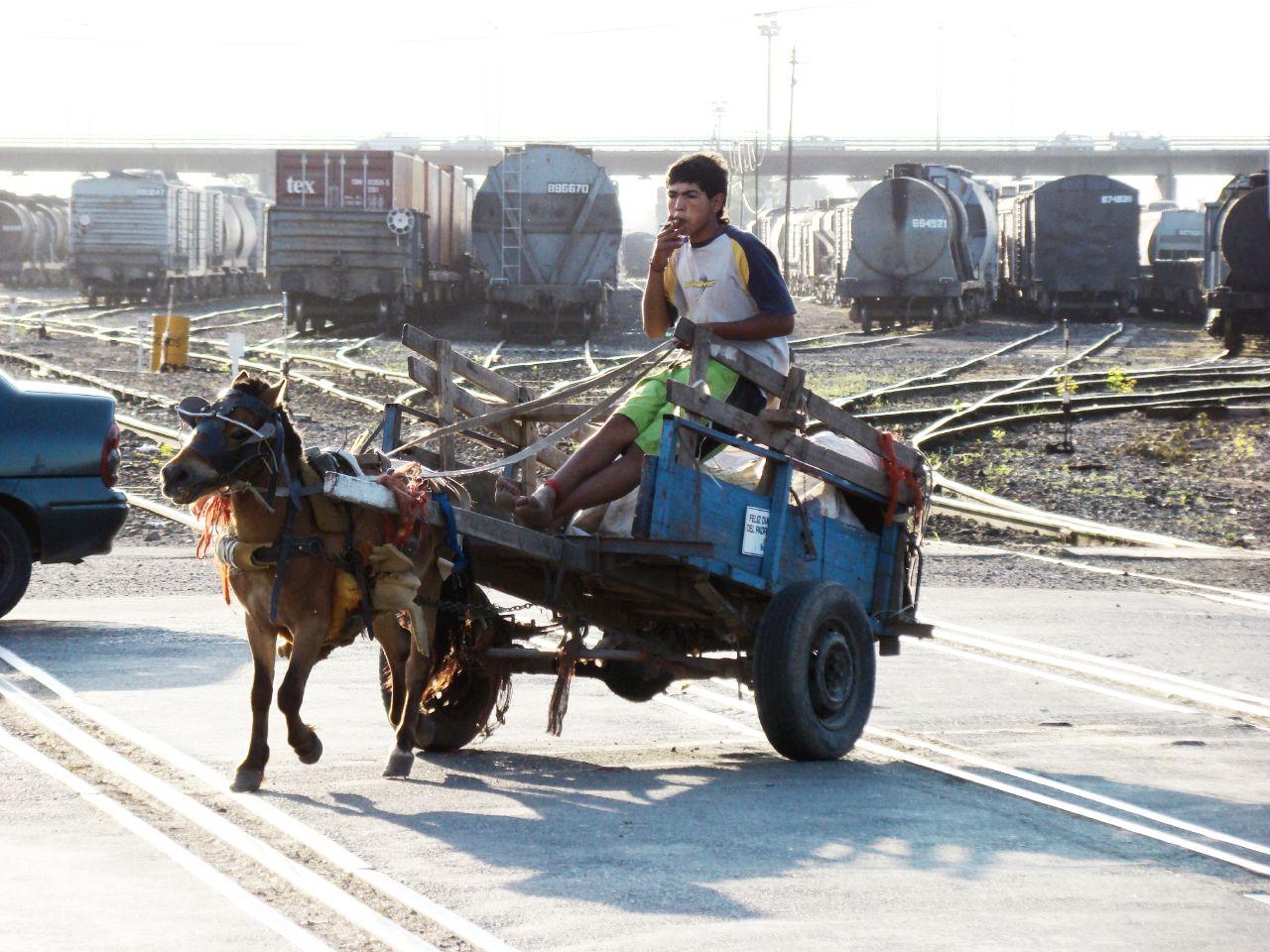 Pobreza en Argentina - Estadísticas y Fotos