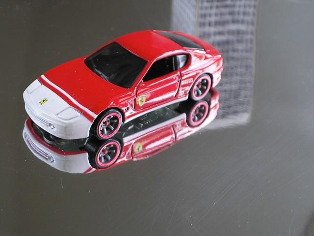 Hotwheels - Ferrari 456M by Leap Kye