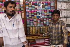 Bangle salesmen