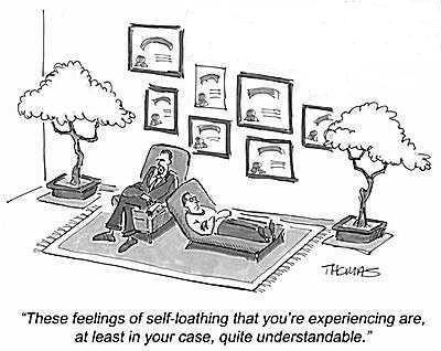 selfloathing