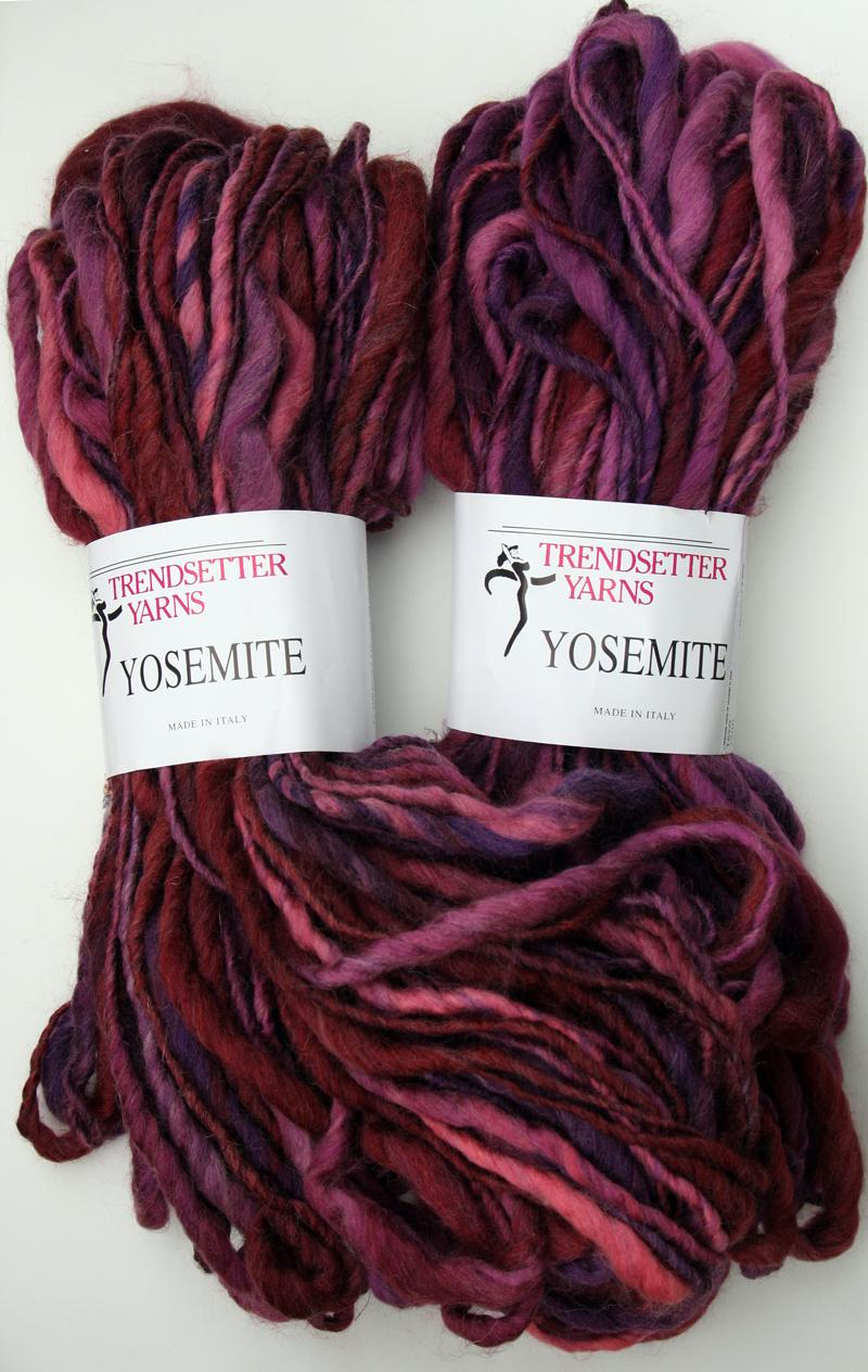 Trendsetter Yosemite yarn