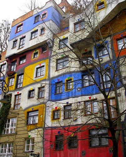 Hundertwasser House I