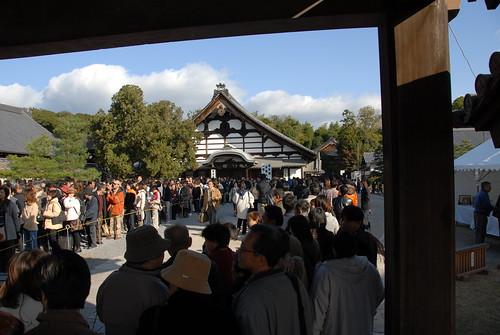 東福寺 - 排隊的人潮