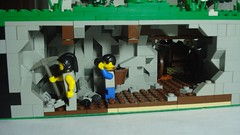 Current Shaft (remyth) Tags: industry mine lego coal coalmine moc cccv