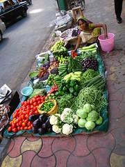 Street Vendor - Mumbai