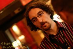 Alex qui a eu l'idée de lancer le SEOcamp