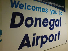 Welcome to Donegal Airport