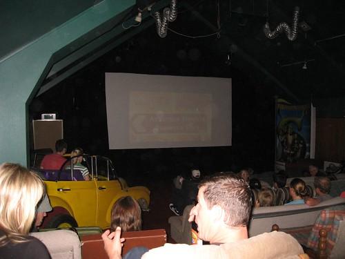Wanaka cinema