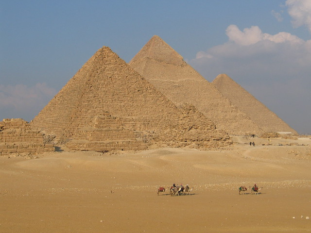 #1 of Ancient Egyptian Monuments