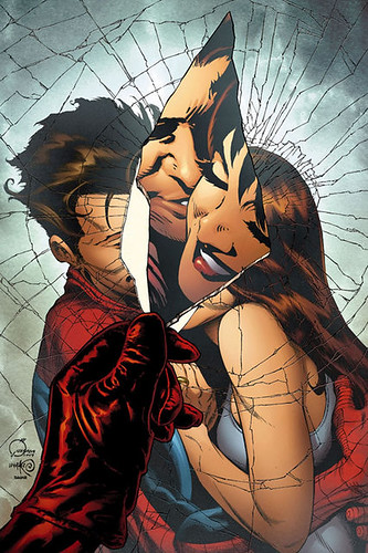 Divorcio de Spiderman
