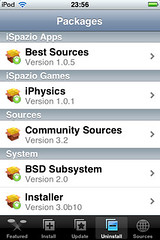 ispazio best sources 1.05