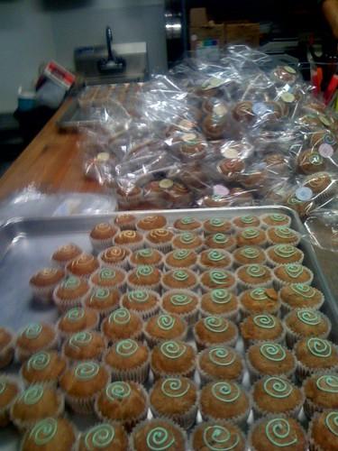 Pupcakes from Swirlz Cupcakes