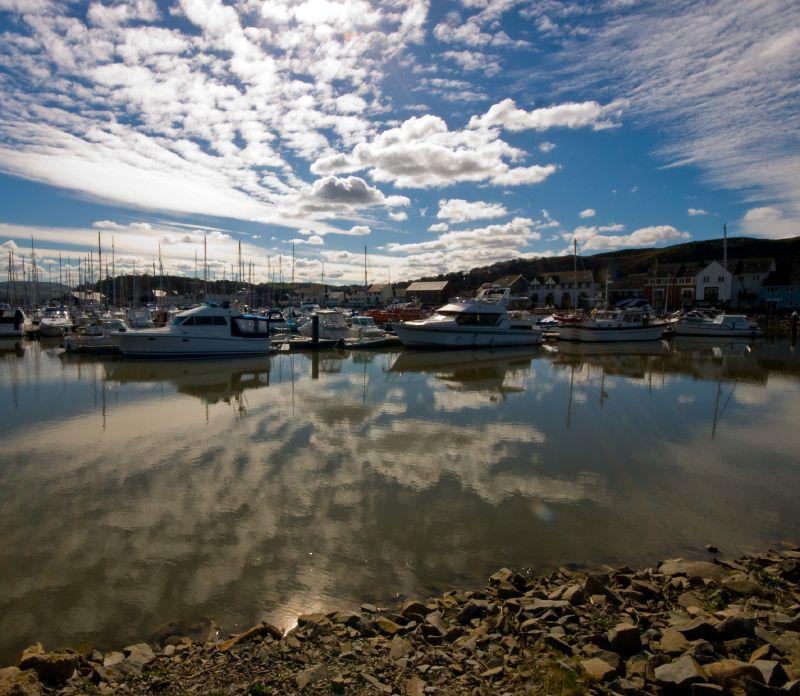 Colwyn Bay Boats