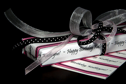 Birthday Gift ~ Personalized Wrapping Paper