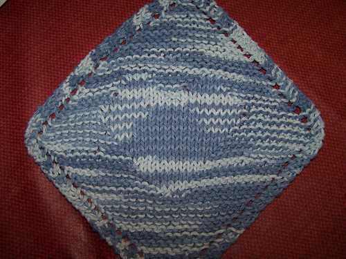 Grandma's Favorite Dishcloth w/heart