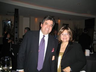 Attorney Joel Salazar and Elma Barrera
