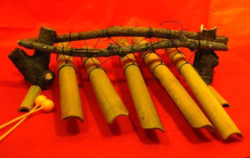 gambang bambu