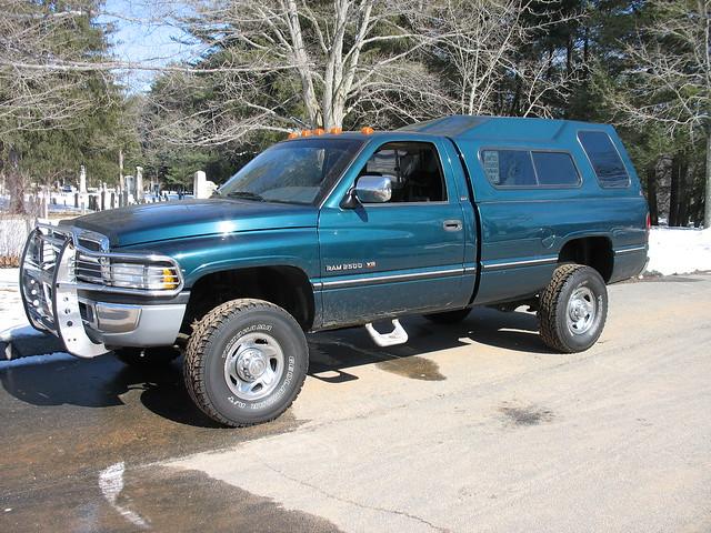 dodge 1997 rams 19972500dodgeramtruckforsalegreen