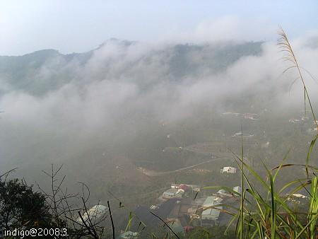撥雲見山 (by indigo@Taiwan)