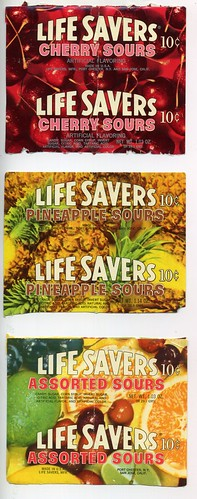 Lifesavers Sours