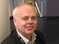 Trond Heier, Linpro CEO