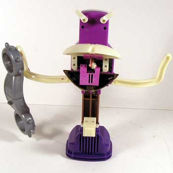 Robot Purple Monster - naked