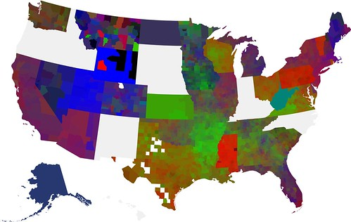Republican map (RGB)