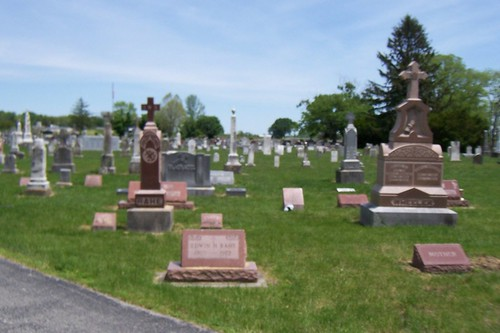 Cemetery, St. Vincent de Paul Catholic Church
