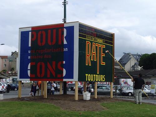 Festival International de l'Affiche et du Graphisme de Chaumont en Haute-Marne
