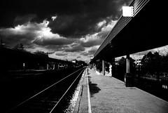 get on the go (ibrahim abusitta) Tags: sky ontario canada train platform tracks ibrahim mississauga soe gostation portcredit diamondclassphotographer flickrdiamond abusitta
