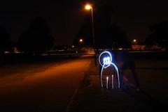 uk longexposure lightpainting nikon rob led torch walker slowshutter flashlight 1855 essex lightgraffiti chelmsford lightart lightdrawing d40x admiralspark robwalkerphotography robwalkerphotographer
