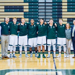 RBHS Basketball Senior Night 2/7/17 (sgs)