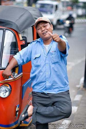 Bajaj Driver