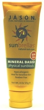 Jason Sunbrellas Mineral Based SPF #30 Sunblock