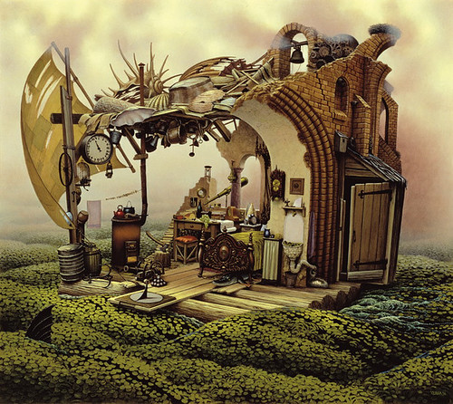 1580569222 d3d1edae3c Surreal Art of Jacek Yerka
