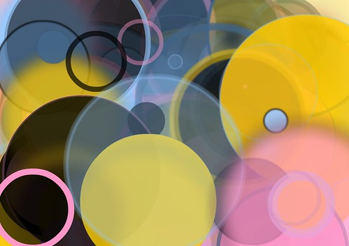 AS3 Pastel Blurred Circles