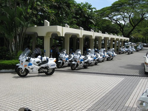 Police Outriders