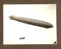 found photoalbum german family Bremen (9) (Jo Hedwig Teeuwisse) Tags: family 1920s photo 1930s album graf zeppelin german bremen