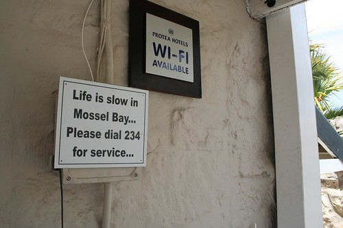 Life is slow - but Internet is fast ;-)