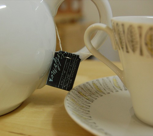 wonderful tea - Tazo Berryblossom White