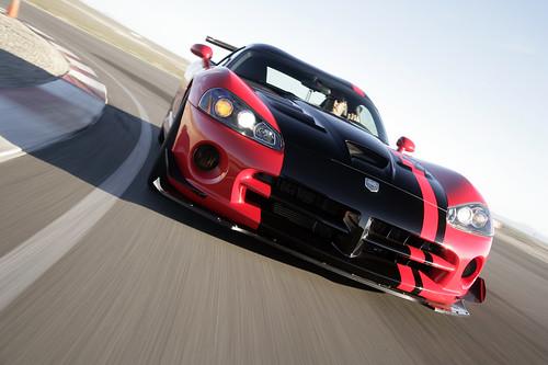 Фото Нового Dodge Viper SRT-10