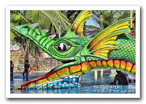 Fotos de Brasil: el <i>Beach Park</i> de Fortaleza