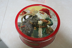 Cookie Tin 121307