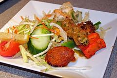Suruchi Kebab Feast from Suruchi Too, Edinburgh