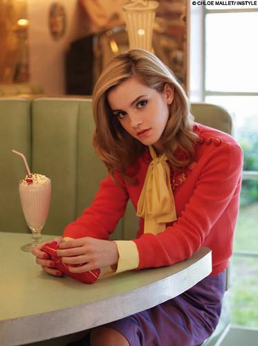 Emma Watson es Hermione Granger