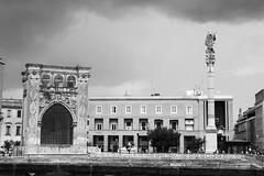 Piazza S.Oronzo - Lecce (scorpio49) Tags: piazza anfiteatro sedile