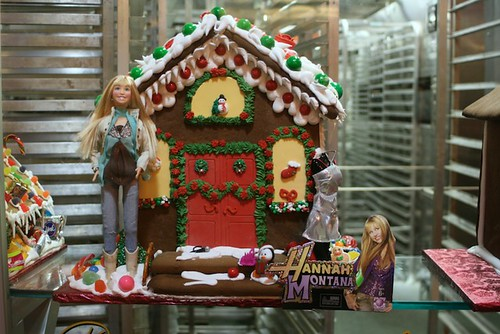 Hannah Montana Gingerbread