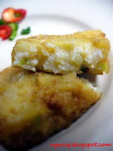 Special Fish Paste Tofu 1