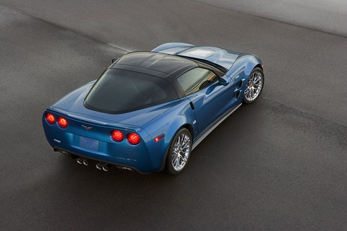 Chevrolet Corvette ZR1 (фото)